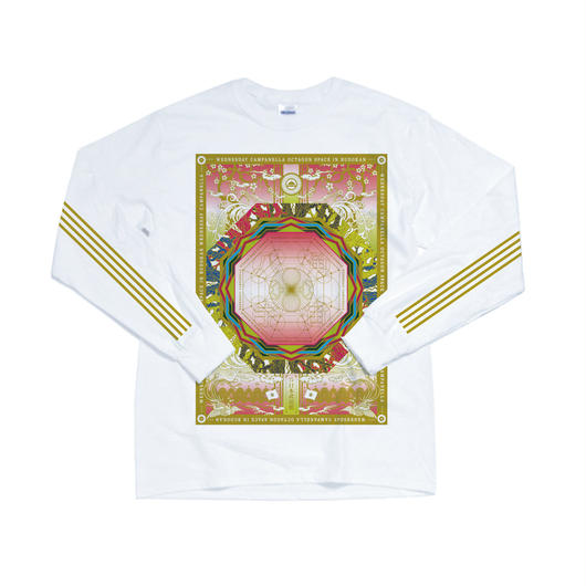 "☆new☆ ""HAKKAKU UCHU (OCTAGON SPACE)"" LIMITED LONG SLEEVE"