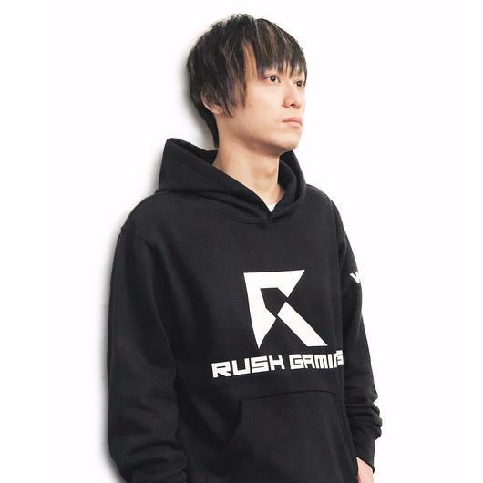 【 予約販売 】Rush Gaming オリジナルプルオーバーパーカー(裏起毛)