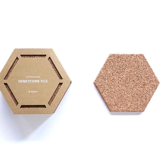 HONEYCOMB TILE 【NATURAL】