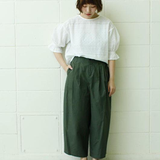 chambre de charme iki  ☆高密度サージタックパンツ