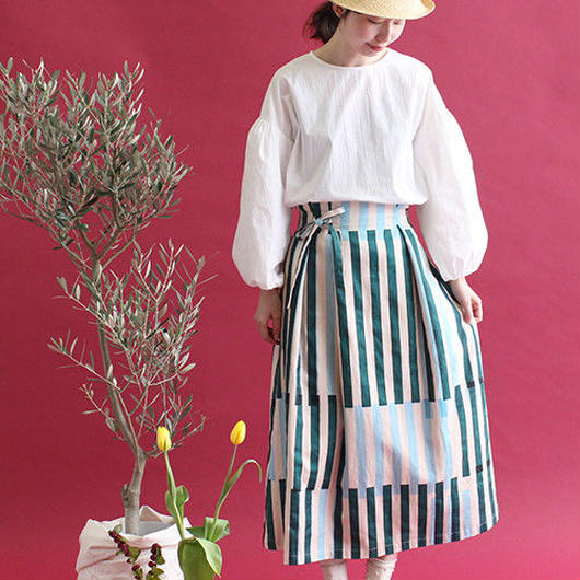 chambre de charme  3min×chambre 「時間の流れ」スカート