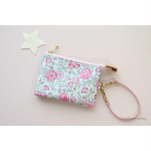 Mini Wallet Liberty Felicite Dragee