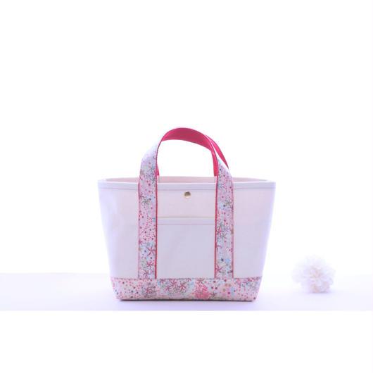 Mini Size Canvas Tote Bag C&S限定 Adelajda Pink
