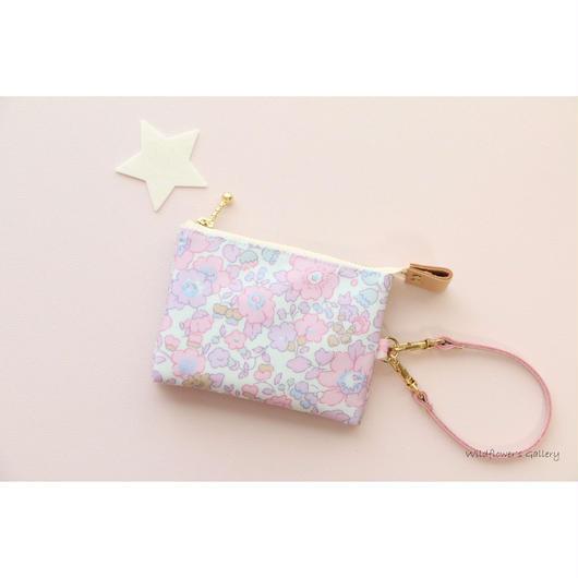 Mini Wallet Import Liberty Betsy  Rose Buvard