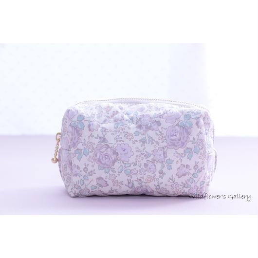 Quilting  porch  C&S限定 Liberty Felicite Lavender