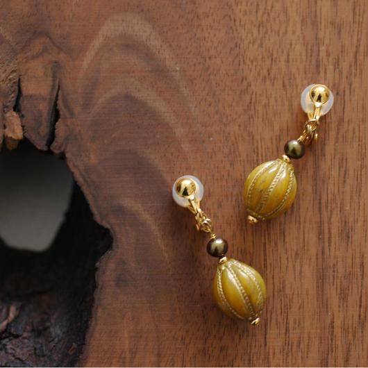 LEMON  pierce / earring