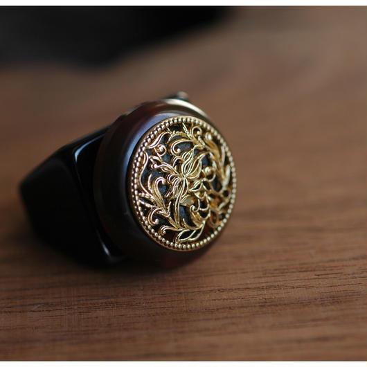 Sukashi ring 【size:16】