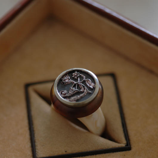 ring H【size:15.5~16】