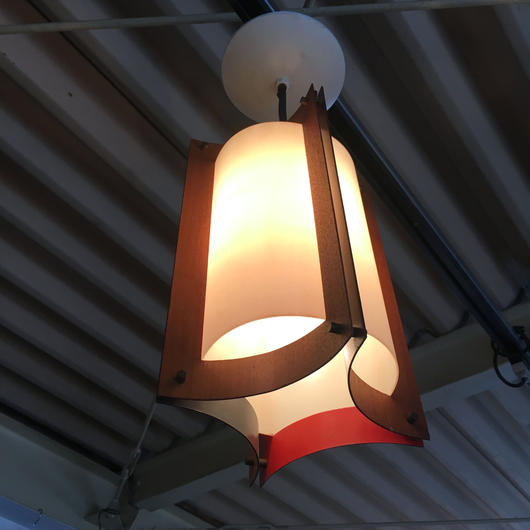 50-60s FLOOR LAMP