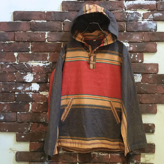 COTTON NATIVE PARKA