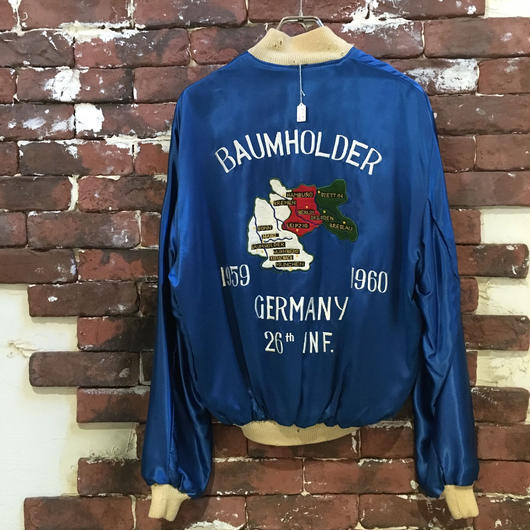 50-60S GERMAN TOUR JACKET