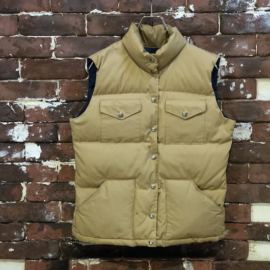 LADIES NORTH FACE DOWN VEST