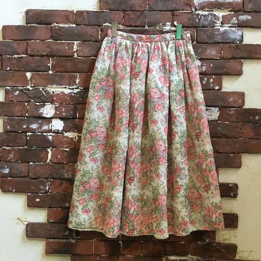 VINTAGE LADIES SKIRT