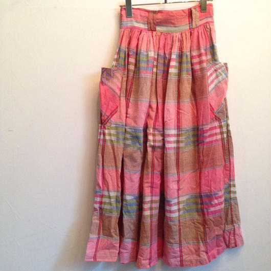 LADIES COTTON SKIRT
