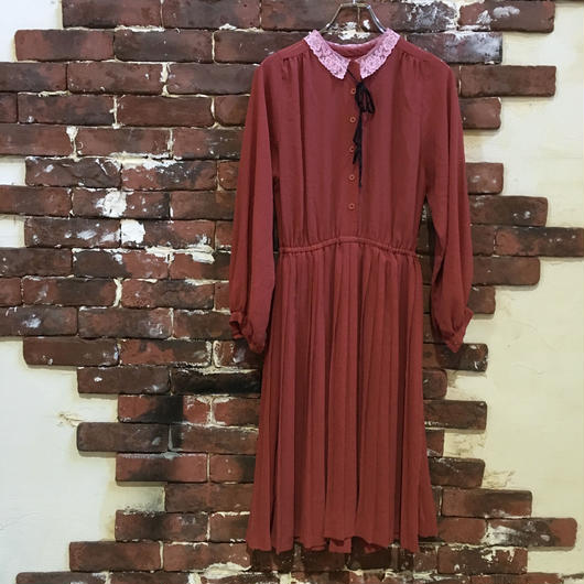 LADIES L/S DRESS