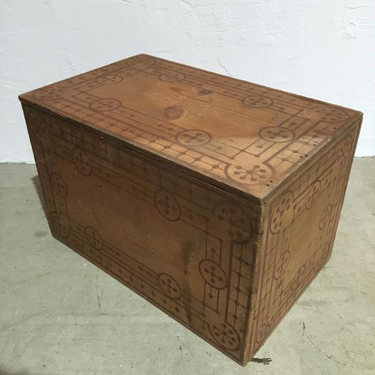 DESIGN WOOD BOX