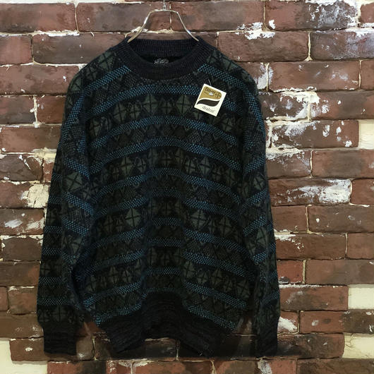 OLD PATERN KNIT DEAD STOCK