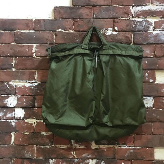 90s US MILITARY HELMET BAG