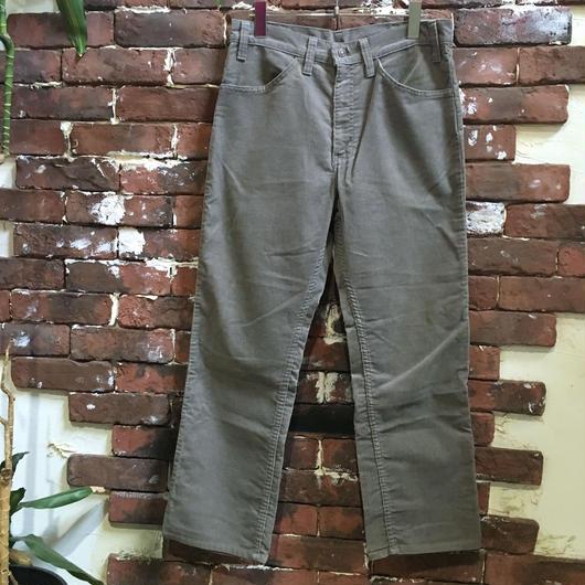 70-80's LEVI'S 519 CORDUROY PANTS