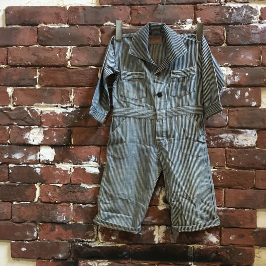 30-40S MONTGOMERY WARDS KID'S PLAY SUITS