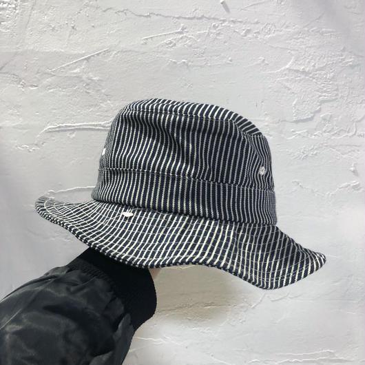 HICKORY BUCKET HAT