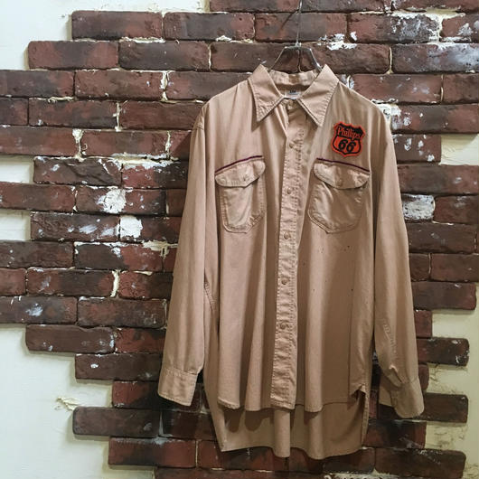 40S Lee HBT WORK SHIRT