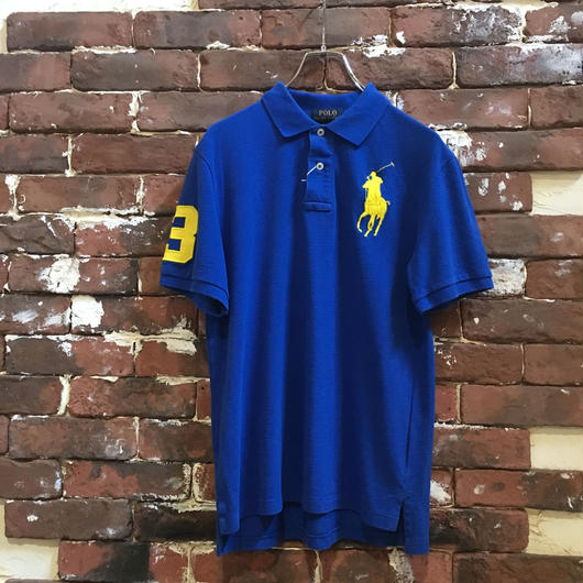 RALPH LAUREN LADIES BIG PONY POLO SHIRT