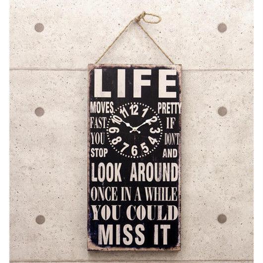 【壁掛時計】アンティーククロック[LIFE/LIVE]