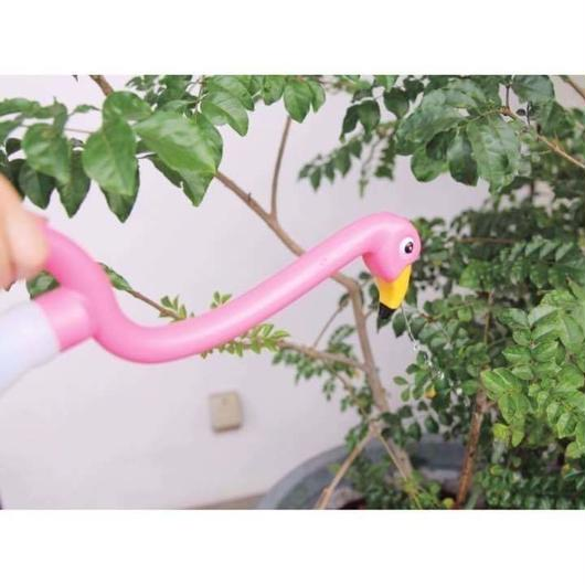 【ガーデン雑貨】FLAMINGO SPOUT(簡易じょうろ)