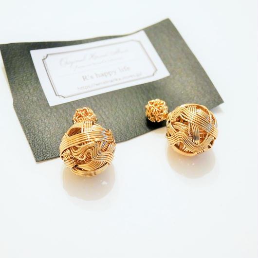 Gold wire Pierce
