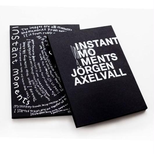 Jorgen Axelvall 『INSTANT MOMENTS』