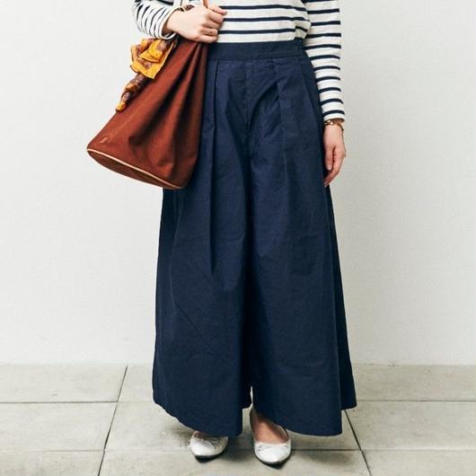 #ボーダーTにハマるフレアスカーチョ 品番:1117003 カラー:フレッシュ