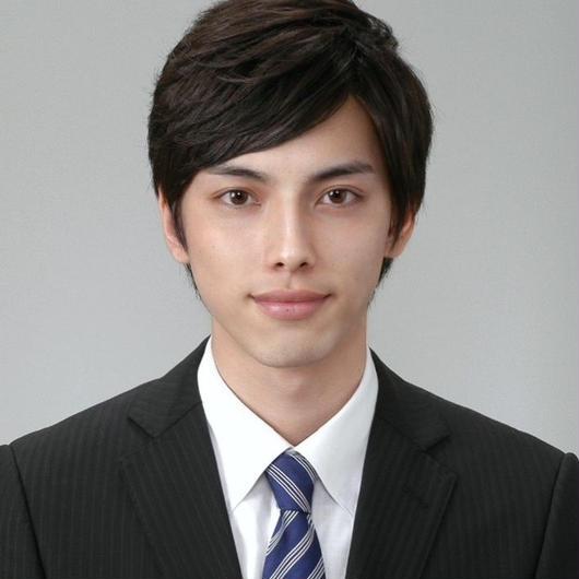 Premium証明写真レタッチ 採用確実!  (男性向け)