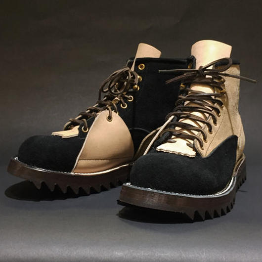 Combi Lace-up Boots【#3】
