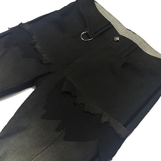 SEAM IN SKIRT TAPERD PT