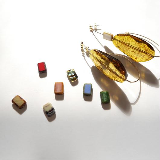 AME pierce/earrings CUSTUM COLOR