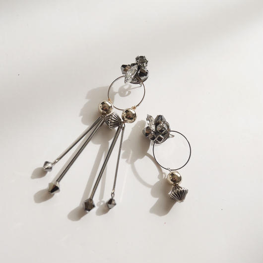 stranger  R pierce/earrings SILVER