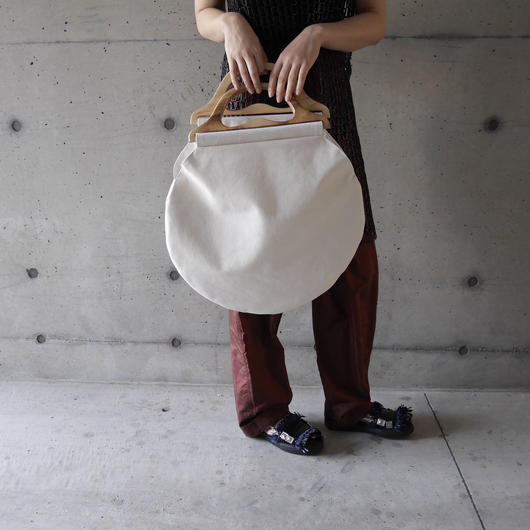 circle large bag CEMENT WHITE