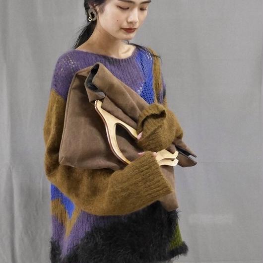 large bag BROWN