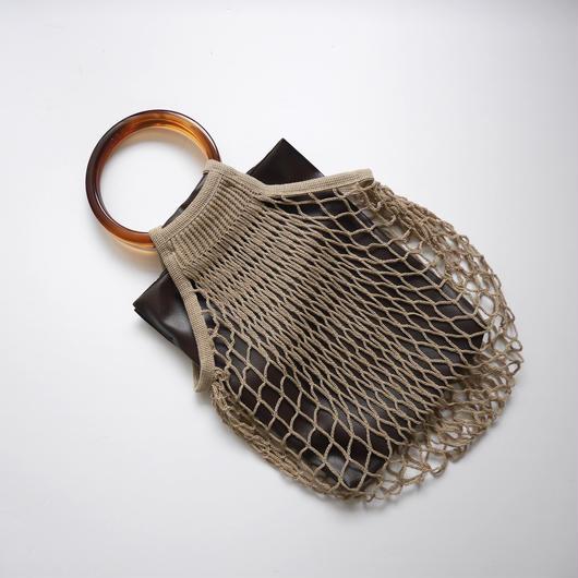 fisher man  bag BROWN