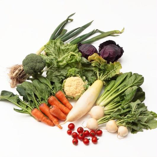 まるごと季節の野菜セット(大)