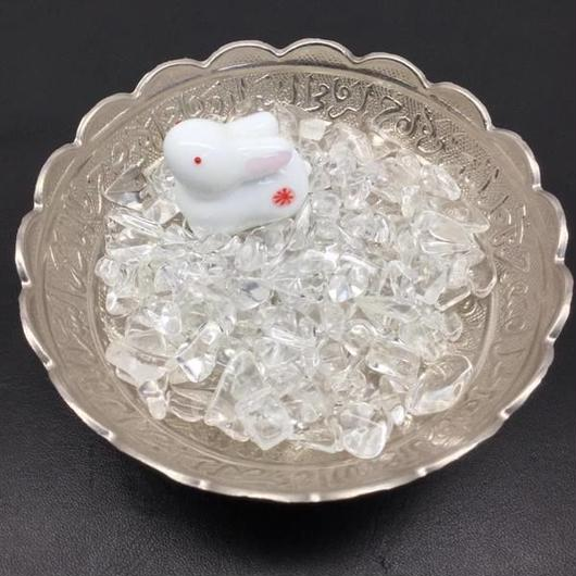 高品質水晶さざれ (200g)