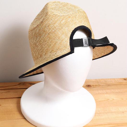 [18 S/S 予約商品]STRAW Mt.HAT