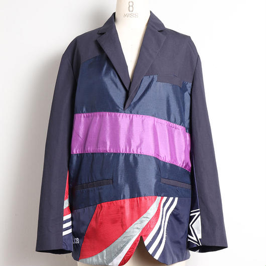 [18 S/S 予約商品] PULL-OVER JACKET(REMAKE)