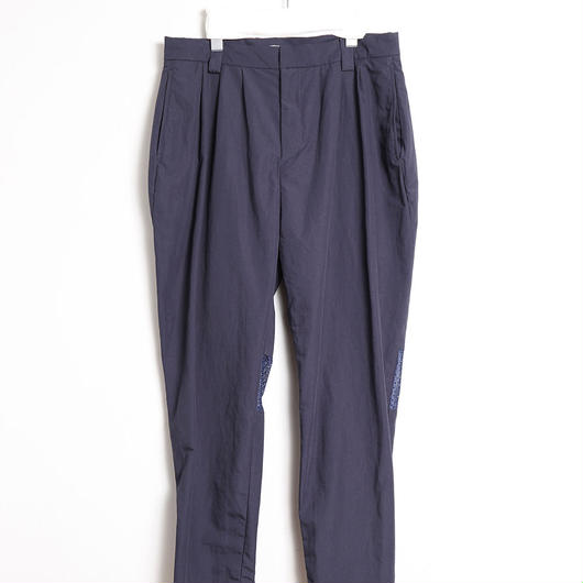 [18 S/S 予約商品] TAPERED TUCK PANTS