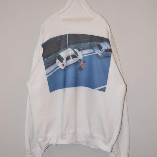 RE:ACTION PHOTO PRINT SWEAT SHIRTS 4