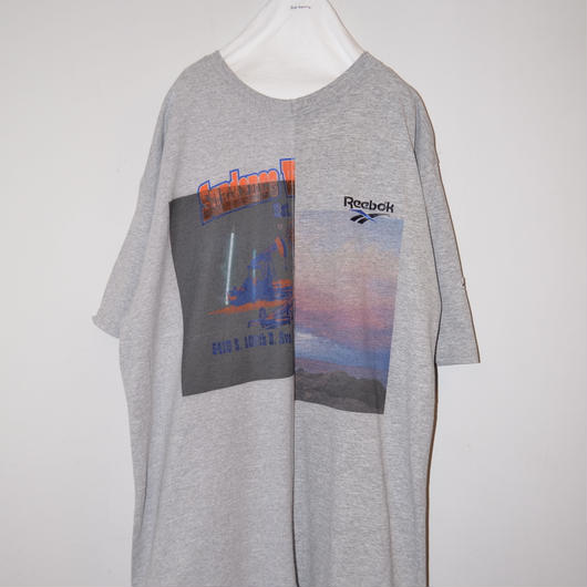 RE:ACTION PHOTO PRINT DOCKING TEE 1