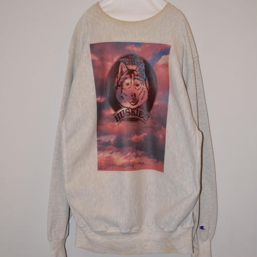 RE:ACTION PHOTO PRINT SWEAT SHIRTS 2