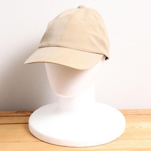 [18 S/S 予約商品]  TENCEL SUN VISOR CAP