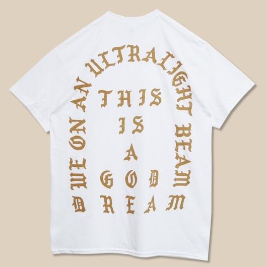 「ULTRALIGHT BEAM WHITE T SHIRT」-CHICAGO- / (送料込み)
